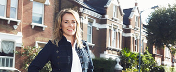 Sarah Beeny house survey