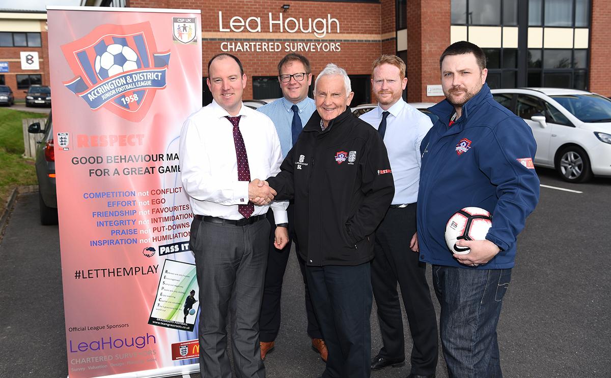 Lea Hough Surveyors Accrington ADJFL