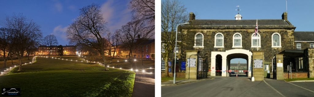 Favourite Buildings Lancashire Preston
