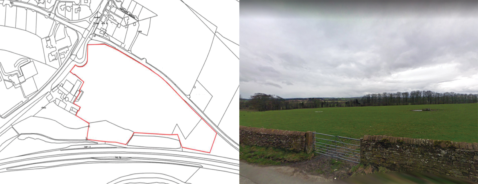 Land For Sale Carleton Avenue Penrith Cumbria